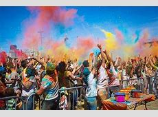 San Francisco's Largest Color Fight Holi 2019 SF