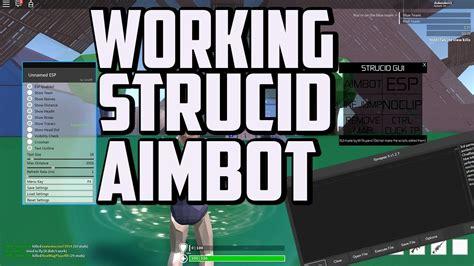 working strucid aimbot esp noclip  nomap strucid gui