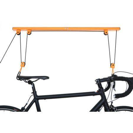 Ceiling Mount Bike Lift Walmart by 17 Best Images About Bike Storage On Bike
