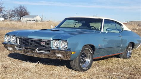 1972 buick gs stage 1 s84 glendale 2019