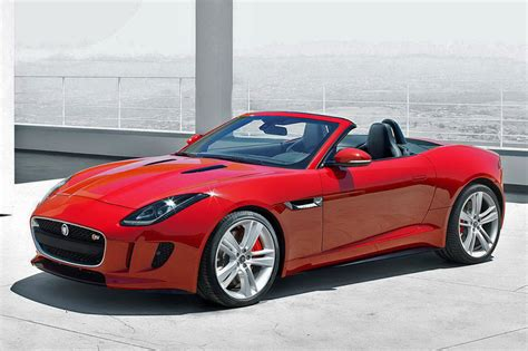 Jaguar Unveils First Sports Car In More Than 50 Years