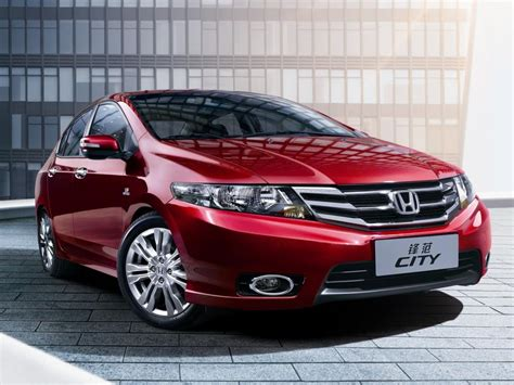 Honda City, Red Car Wallpaper