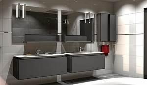 salledebains sivry avec meuble porcelanosa With meuble de salle de bain porcelanosa