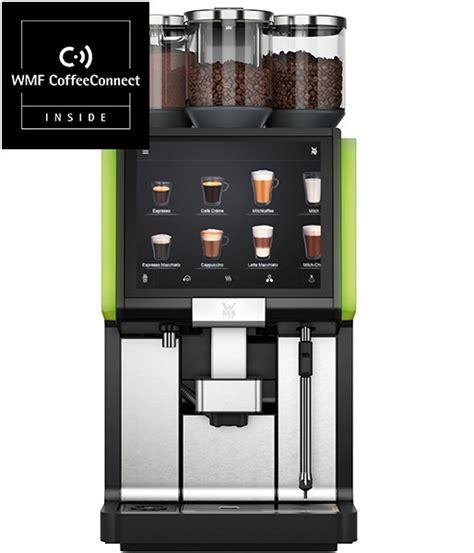 wmf   bean  cup machines