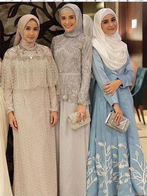 baju pesta muslim   pakaian islami model pakaian