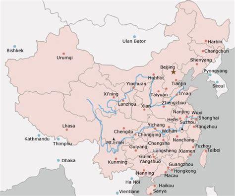 map  china cities google search maps pinterest