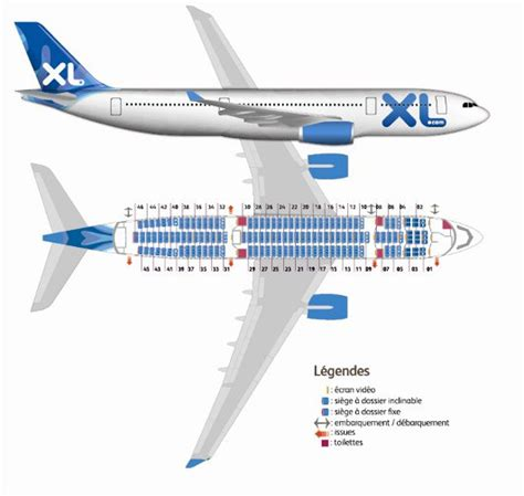 airways reservation siege documents de voyages reçus vol xl airways pour nous