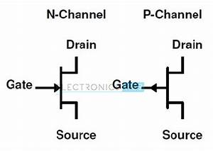 n channel jfet biasing junction field effect transistor With fet biasing