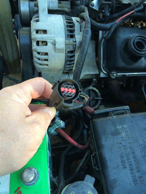 1994 Mustang Wiring Harnes by 01 3 8l Wiring Harness Issues Mustangforums