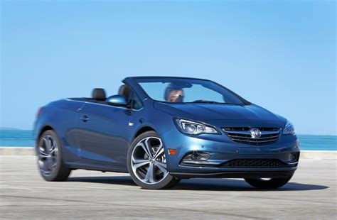 2019 Buick Cascada Changes, Updates, New Features Gm