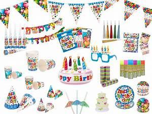 Deko 3 Geburtstag : happy birthday deko set geburtstag sdeko kindergeburtstag dekoration party ebay ~ Whattoseeinmadrid.com Haus und Dekorationen