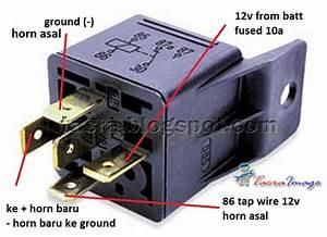 Tacra U0026 39 S Diy Garage  Bosch Horn Wiring Diagram