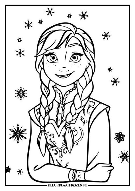 Kleurplaat Frozen by Kleurplaat Kleurplaten Kleurplaten Disney