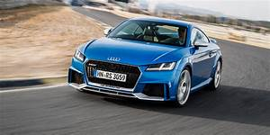 2017 Audi TT RS Coupe review | CarAdvice
