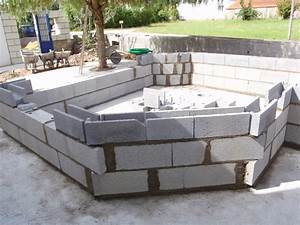 Bac à Poisson Extérieur : construire un bassin de jardin hors sol bassin de jardin ~ Teatrodelosmanantiales.com Idées de Décoration