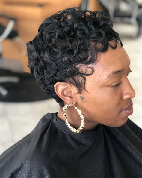 27 Hottest Short Hairstyles for Black Women for 2020