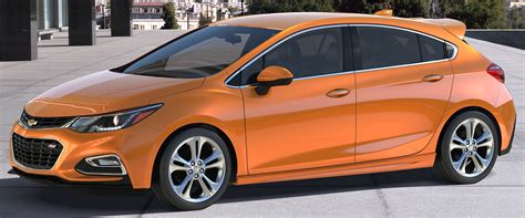 2017 Chevrolet Cruze Hatchback Unveiled In The Us Paul Tan