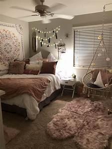 Teenage, Girl, Room