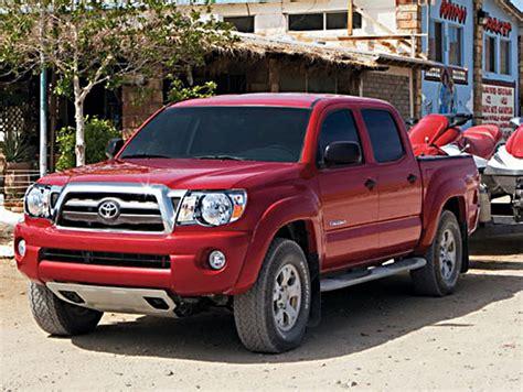 Toyota Tacoma Recalls by Toyota Recalls 8 000 2010 Tacoma Trucks Ny Daily News