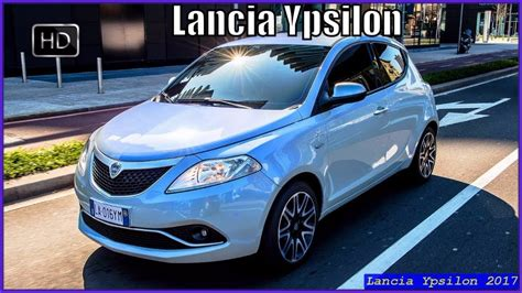 New Lancia Ypsilon 2017 Review Interior Exterior