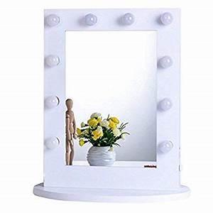 Miroir Avec Lumière Pour Maquillage : les 25 meilleures id es de la cat gorie miroir clair ~ Zukunftsfamilie.com Idées de Décoration