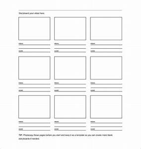 movie storyboard template 8 free sample example With film storyboard template word