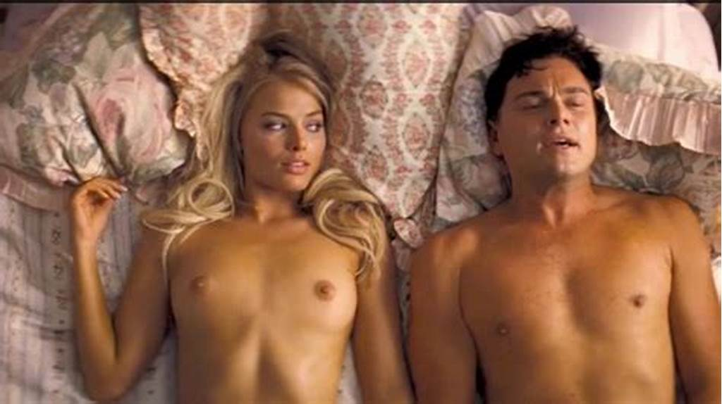 #Margot #Robbie #Sex #Scene #In #Wolf #Of #Wall #Street