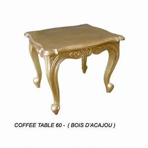 Table Basse Dorée : 126 events table basse louer baroque bois or ~ Teatrodelosmanantiales.com Idées de Décoration