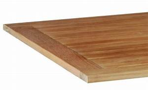 Plateau Pour Table : plateau de table teck ~ Teatrodelosmanantiales.com Idées de Décoration