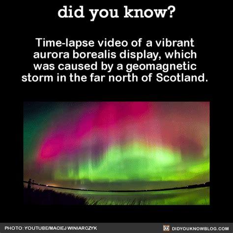 time lapse video   vibrant aurora