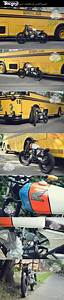 2549 Best Images About Cafe Racer  Bobber  Scrambler  Street Tracker On Pinterest