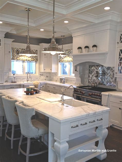 Mirrored Backsplash In Kitchen by Antique And Mirrored Tile Backsplash Ideas White Kitchen