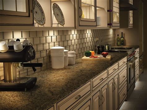 cabinet lighting benefits  options
