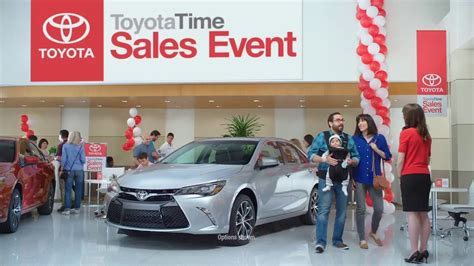 In Toyota Commercial by Toyota Sales Event Commercial 2016 Toyota Camry Stark