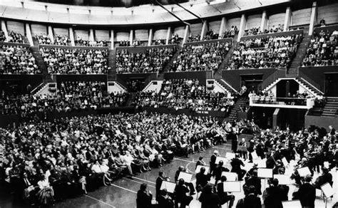 salle de sport vienne avant inauguration l histoire du palais des sports de