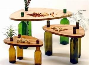 De Trs Belles Ides De Recyclage Quelle Table Basse