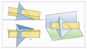 Interpenetration Vertical Sections Method