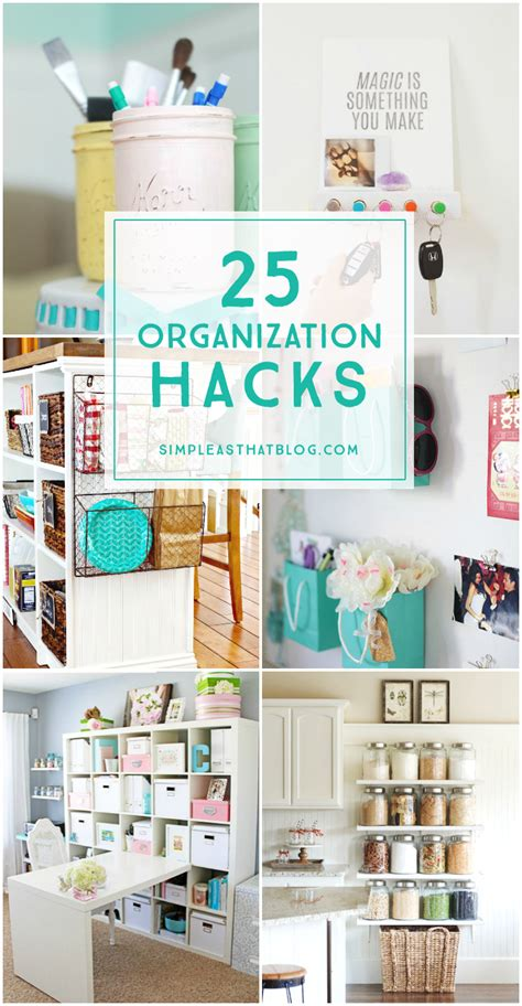 wire crate 25 organization hacks