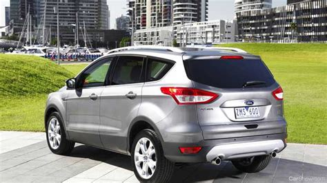 ford kuga test review ford kuga review and road test