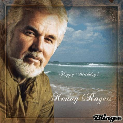 Kenny Rogers Meme - happy birthday kenny rogers by rebecca bling picture 130309040 blingee com