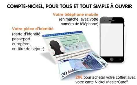 Ouvrir Compte Bancaire Bureau Tabac by Ouvrir Un Compte Nickel Paris Bureau De Tabac Partenaire