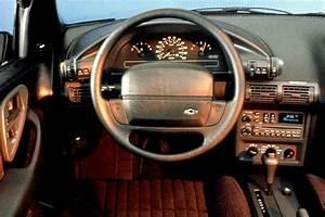 Interior Of Chevrolet Corsica