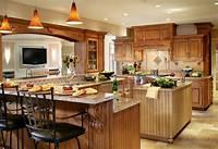 lovely larget kitchen plan Современный дизайн кухни с барной стойкой | 50 идей для интерьера
