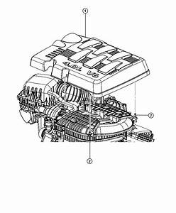 2010 Dodge Grand Caravan Cover  Engine