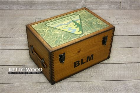 d駑駭agement bureau blm keepsake box