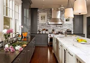 grey and white kitchen cabinets gray perimeter cabinets With kitchen cabinets lowes with you are so loved wall art