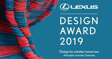 Lexus Design Award 2020 by Lexus Design Award 2019 2019 Helptostudy 2020