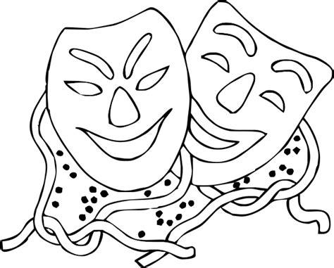 immagini colorate bellissime maschere per il carnevale da colorare gratis disegni da
