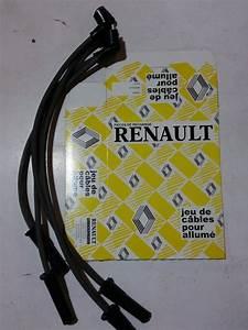 Cable De Bujia Renault Logan Clio  Sandero  Kangoo Symbol