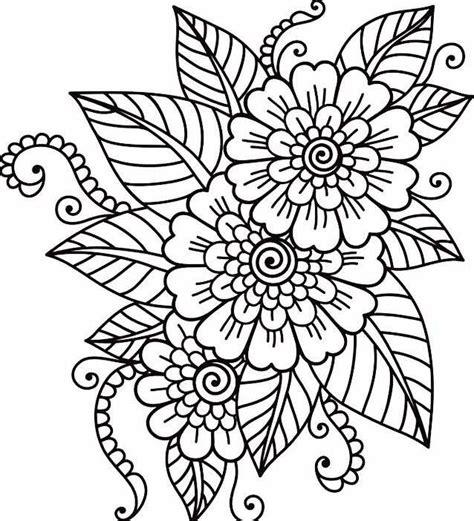 78 Gambar Bunga Mawar Hitam Putih Untuk Diwarnai Paling Bagus